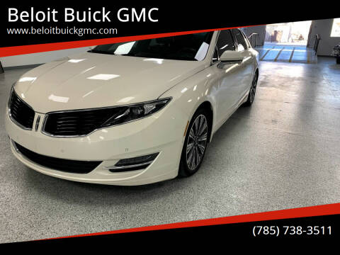 2016 Lincoln MKZ for sale at Beloit Buick GMC in Beloit KS