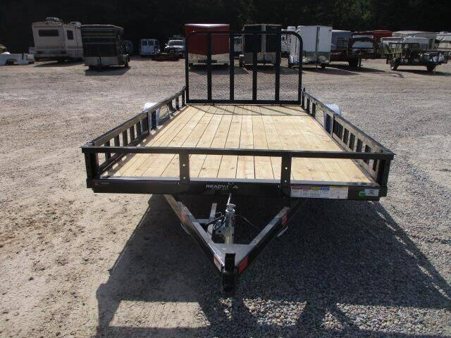 """2022 PJ Trailers 83"""" x 14' Single Axle Channel  for sale at Vehicle Network - HGR'S Truck and Trailer in Hope Mills NC"""