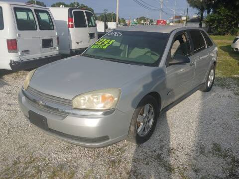 2005 Chevrolet Malibu Maxx for sale at Autos by Tom in Largo FL