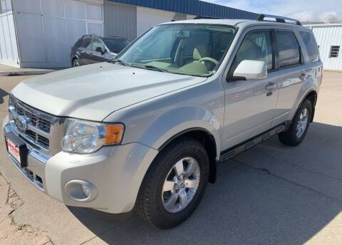 2009 Ford Escape for sale at Spady Used Cars in Holdrege NE
