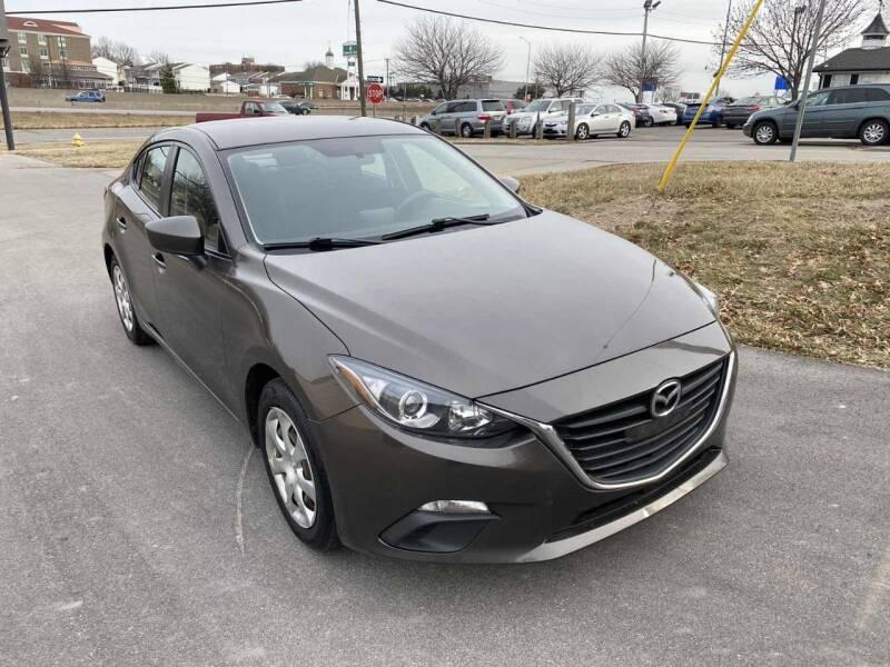 2015 Mazda MAZDA3 for sale at Auto Hub in Grandview MO