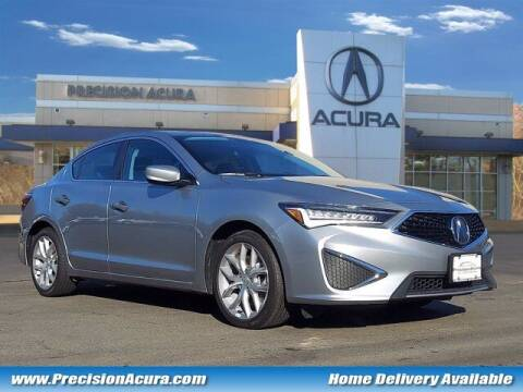 2020 Acura ILX for sale at Precision Acura of Princeton in Lawrenceville NJ