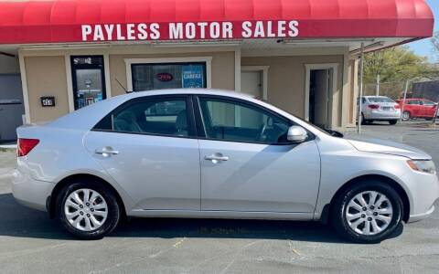 2012 Kia Forte for sale at Payless Motor Sales LLC in Burlington NC