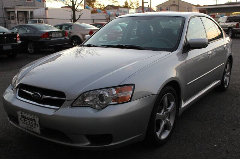 2006 Subaru Legacy for sale at Grasso's Auto Sales in Providence RI