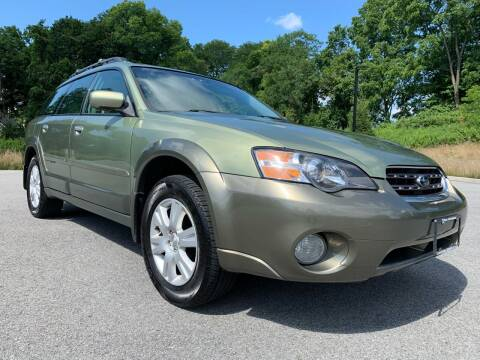 2005 Subaru Outback for sale at Auto Warehouse in Poughkeepsie NY