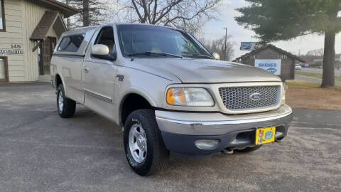 1999 Ford F-150 for sale at Shores Auto in Lakeland Shores MN