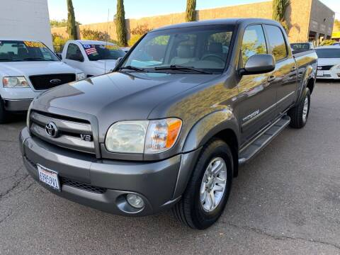 2006 Toyota Tundra for sale at C. H. Auto Sales in Citrus Heights CA