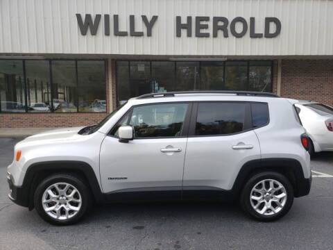 2015 Jeep Renegade for sale at Willy Herold Automotive in Columbus GA