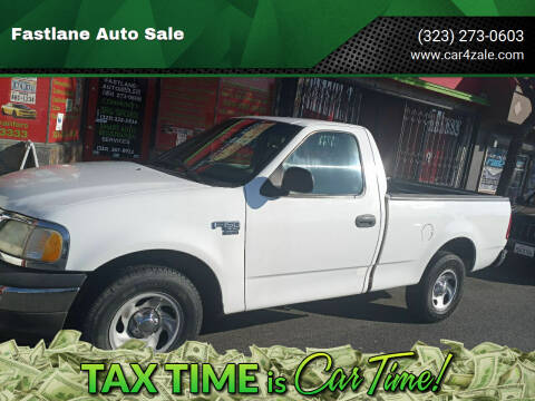 2002 Ford F-150 for sale at Fastlane Auto Sale in Los Angeles CA