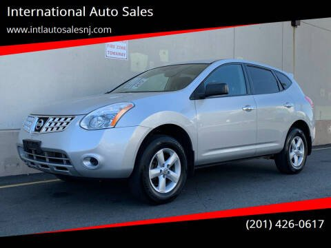 2010 Nissan Rogue for sale at International Auto Sales in Hasbrouck Heights NJ