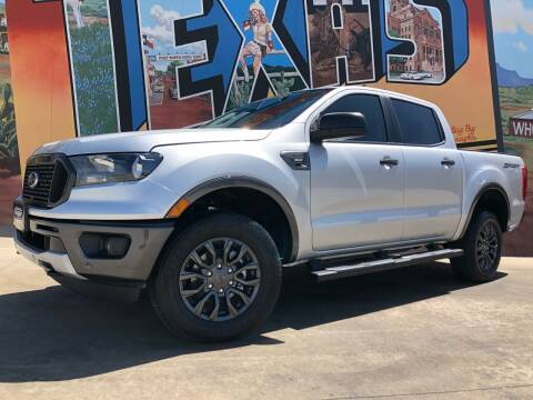 2019 Ford Ranger for sale at Sparks Autoplex Inc. in Fort Worth TX