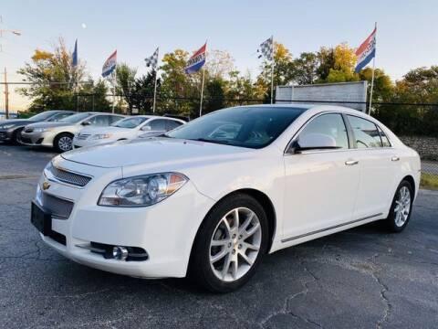 2011 Chevrolet Malibu for sale at M&M's Auto Sales & Detail in Kansas City KS