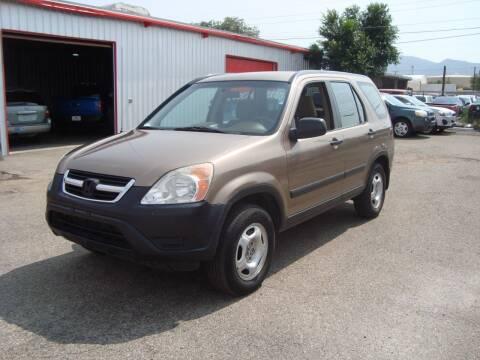 2003 Honda CR-V for sale at One Community Auto LLC in Albuquerque NM