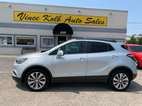 2018 Buick Encore for sale at Vince Kolb Auto Sales in Lake Ozark MO