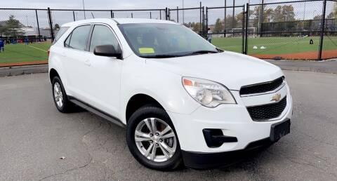 2013 Chevrolet Equinox for sale at Maxima Auto Sales in Malden MA