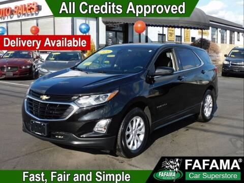 2020 Chevrolet Equinox for sale at FAFAMA AUTO SALES Inc in Milford MA
