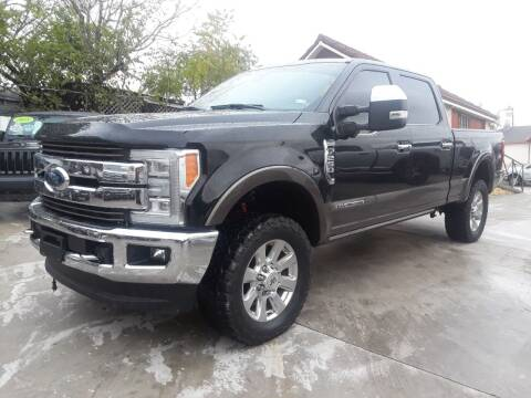2017 Ford F-250 Super Duty for sale at Speedway Motors TX in Fort Worth TX