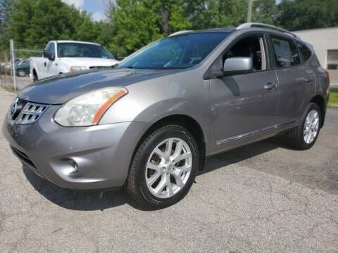 2012 Nissan Rogue for sale at Paramount Motors in Taylor MI