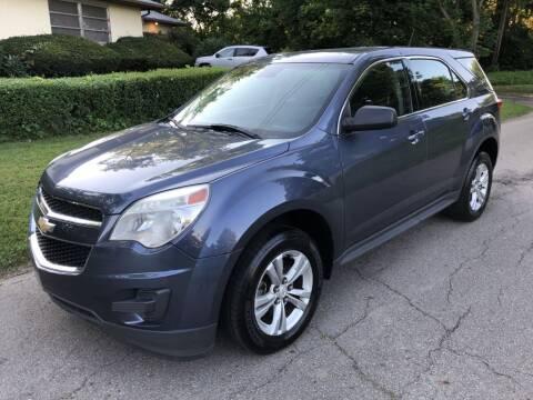 2013 Chevrolet Equinox for sale at Urban Motors llc. in Columbus OH