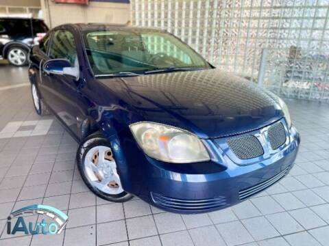2008 Pontiac G5 for sale at iAuto in Cincinnati OH