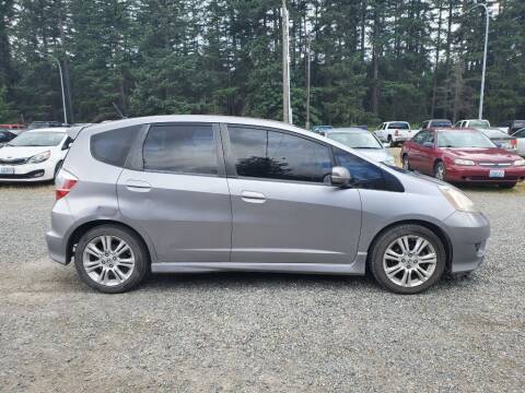 2009 Honda Fit for sale at WILSON MOTORS in Spanaway WA
