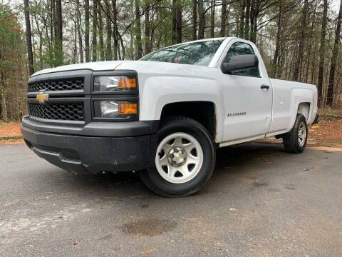 2014 Chevrolet Silverado 1500 for sale at el camino auto sales - Global Imports Auto Sales in Buford GA