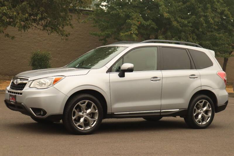 2015 Subaru Forester for sale at Beaverton Auto Wholesale LLC in Aloha OR