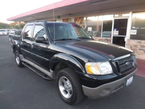 2003 Ford Explorer Sport Trac for sale at Auto 4 Less in Fremont CA