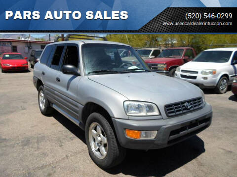 1999 Toyota RAV4 for sale at PARS AUTO SALES in Tucson AZ