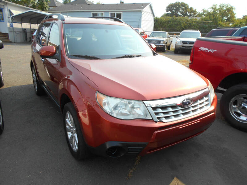 2011 Subaru Forester for sale at Family Auto Network in Portland OR