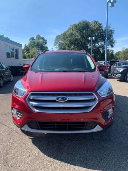 2018 Ford Escape for sale at R&R Car Company in Mount Clemens MI