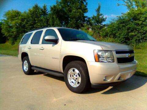 2009 Chevrolet Tahoe for sale at MODERN AUTO CO in Washington MO