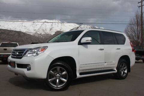 2013 Lexus GX 460 for sale at REVOLUTIONARY AUTO in Lindon UT
