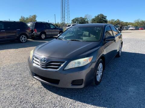 2010 Toyota Camry for sale at Bayou Motors Inc in Houma LA