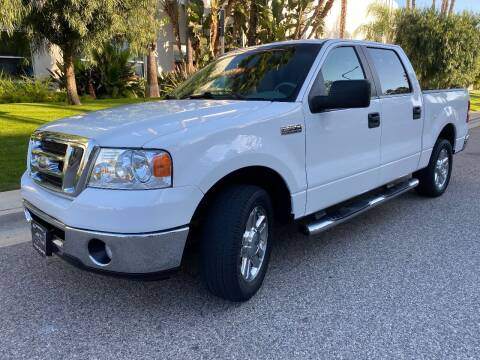 2008 Ford F-150 for sale at Donada  Group Inc in Arleta CA
