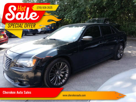 2013 Chrysler 300 for sale at Cherokee Auto Sales in Acworth GA