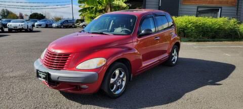 2001 Chrysler PT Cruiser for sale at Persian Motors in Cornelius OR