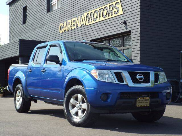 2013 Nissan Frontier for sale at Carena Motors in Twinsburg OH