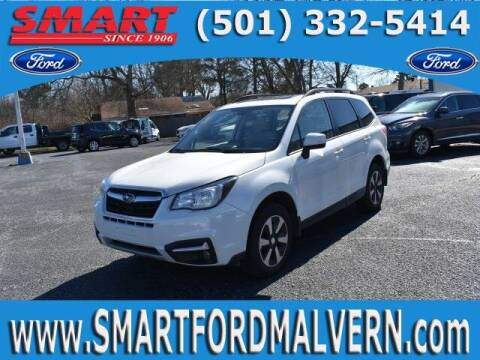 2017 Subaru Forester for sale at Smart Auto Sales of Benton in Benton AR