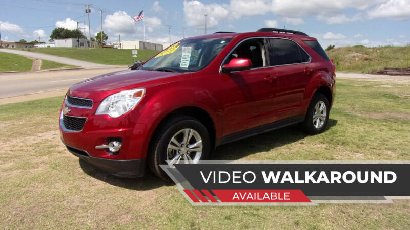 2015 Chevrolet Equinox for sale at 6 D's Auto Sales MANNFORD in Mannford OK