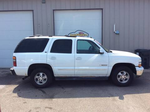 2003 Chevrolet Tahoe for sale at The AutoFinance Center in Rochester MN