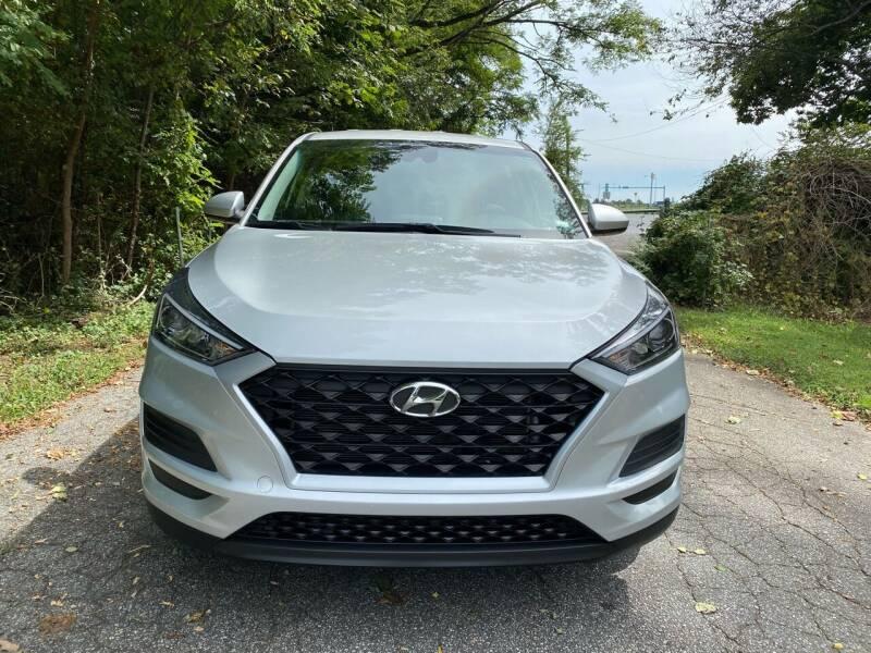 2019 Hyundai Tucson for sale at Speed Auto Mall in Greensboro NC