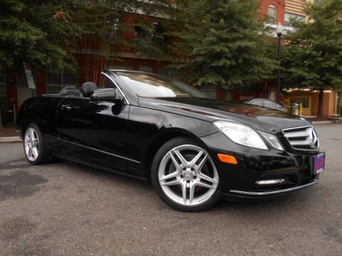 2013 Mercedes-Benz E-Class for sale at H & R Auto in Arlington VA