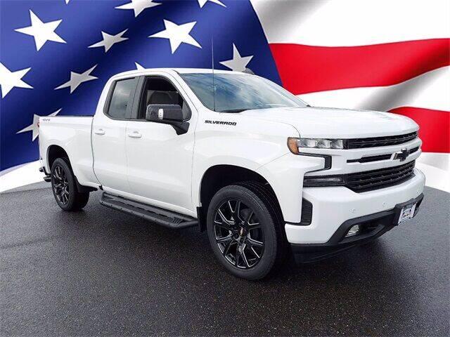 2020 Chevrolet Silverado 1500 for sale at Gentilini Motors in Woodbine NJ