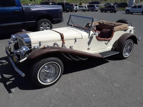 1983 Gazelle Kit Car for sale at Super Sport Motors LLC in Carson City NV
