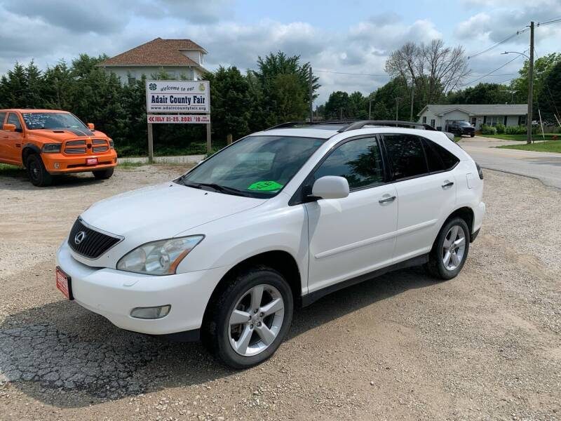 2007 Lexus RX 350 for sale at GREENFIELD AUTO SALES in Greenfield IA