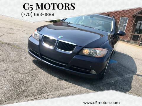 2008 BMW 3 Series for sale at C5 Motors in Marietta GA
