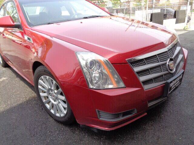 2011 Cadillac CTS for sale at Yosh Motors in Newark NJ