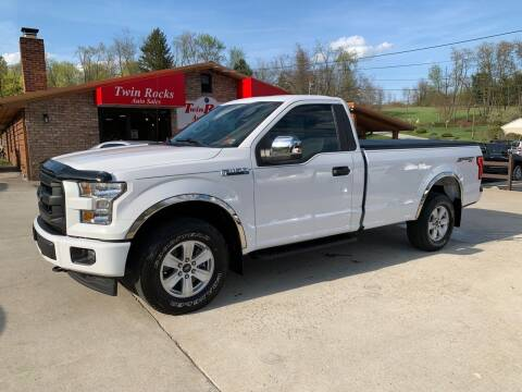 2017 Ford F-150 for sale at Twin Rocks Auto Sales LLC in Uniontown PA