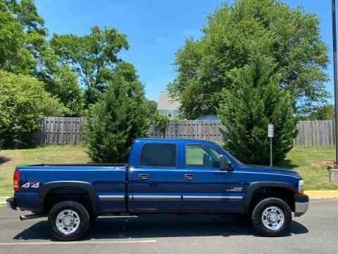 2002 Chevrolet Silverado 2500HD for sale at Superior Wholesalers Inc. in Fredericksburg VA